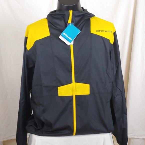 ea2d7430 Columbia Jackets & Coats | Collegiate Flashback Oregon Ducks ...